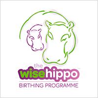 Wise Hippo Logo